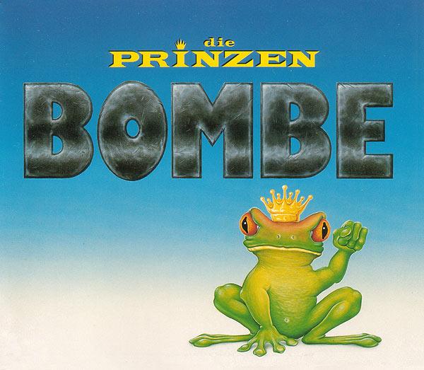 Cover: Bombe