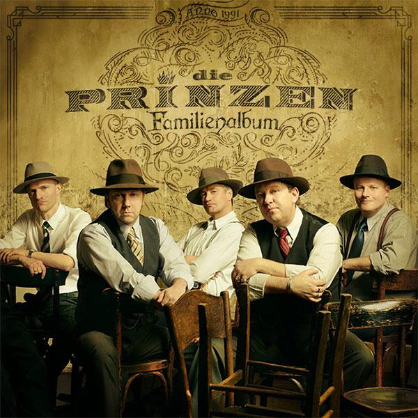 Cover: Familienalbum