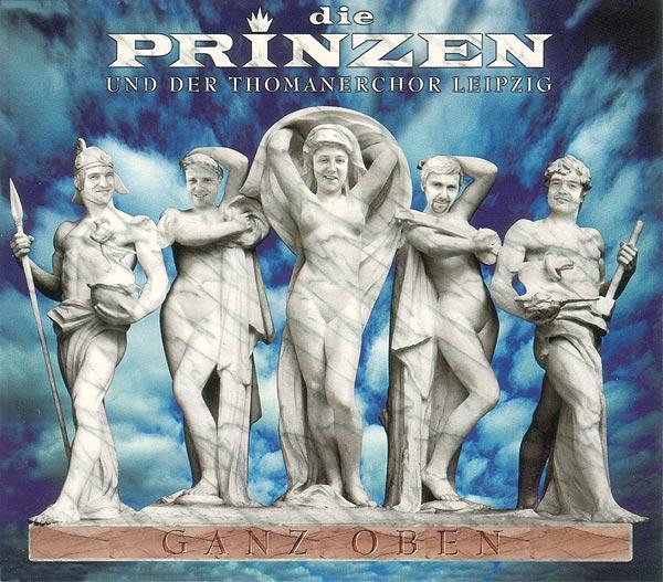 Cover: Ganz oben