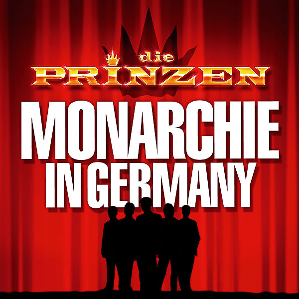 Cover: Monarchie in Germany