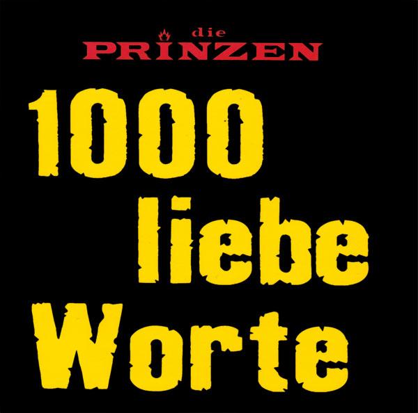 Cover: 1000 liebe Worte