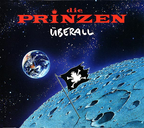 Cover: Überall